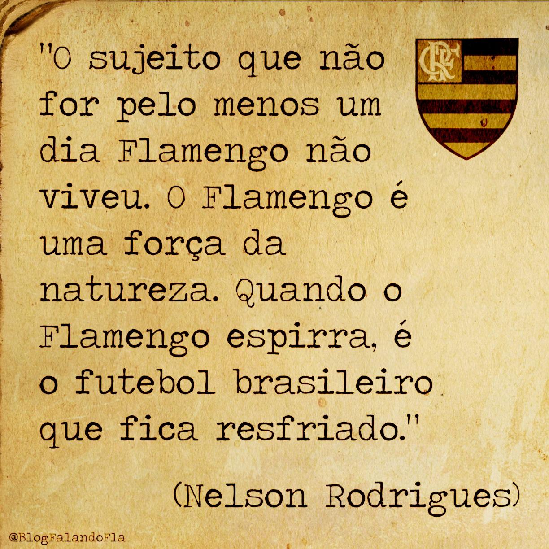 Flamengo Nelson Rodrigues