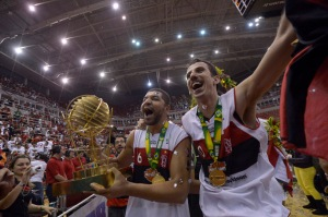 Final do NBB - Flamengo x Uberlandia