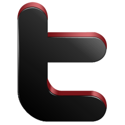 Twitter Red icon